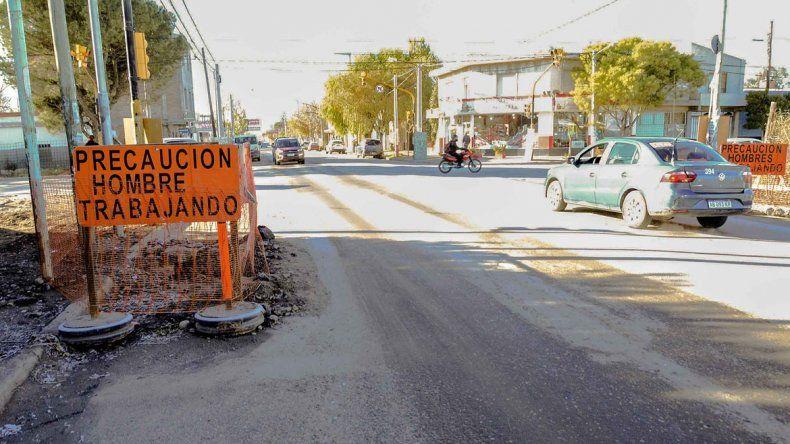Cortarán durante 5 meses un tramo de la calle San Martín