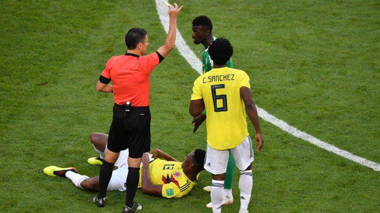 El fair play limpió a Senegal de Rusia