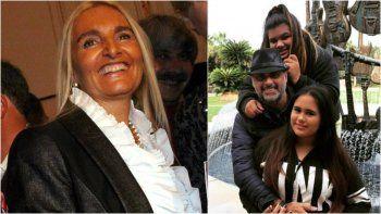 Lo que faltaba: la ex de Rial se metió en la polémica