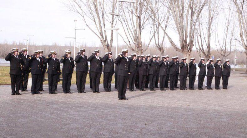 La Prefectura Naval celebró sus 208 años de existencia en todo el país