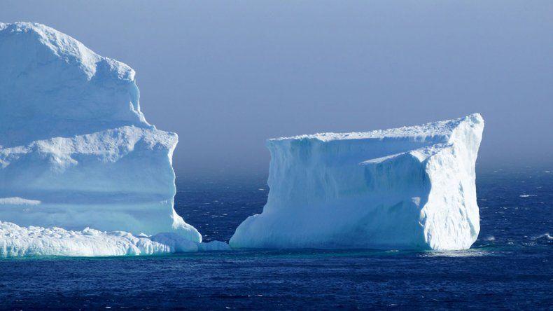 Un millonario quiere remolcar un iceberg para combatir la sequía