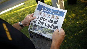 Ya le tenían terror al sospechoso del ataque al diario