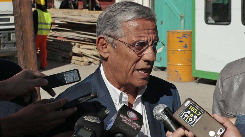 Quiroga pone en duda el superávit de la Provincia