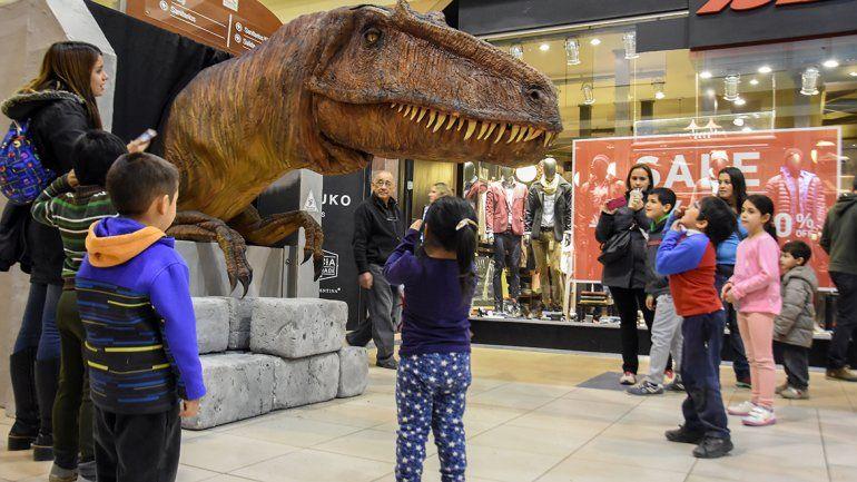 La paleontología para chicos.