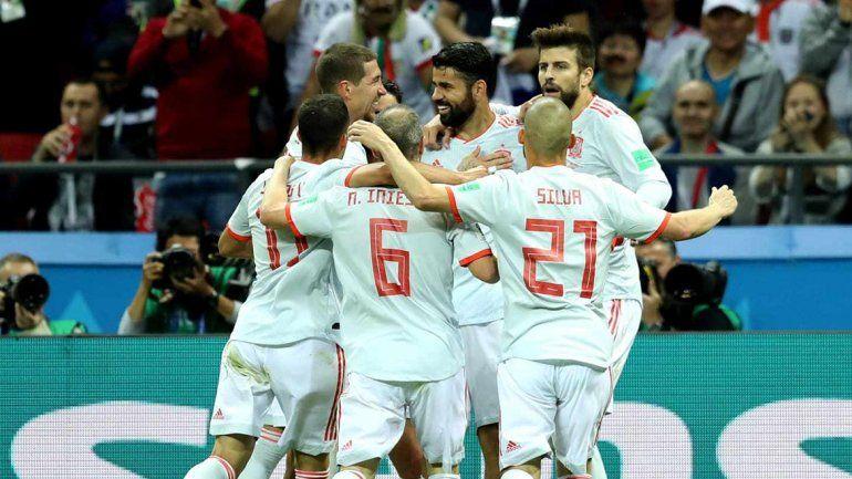España figura como uno de los candidatos al título.