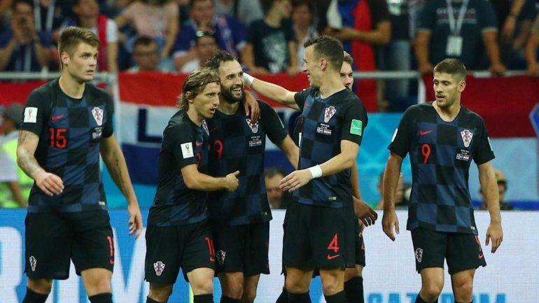 Croacia viene dando una buena imagen con dos triunfos y un empate.
