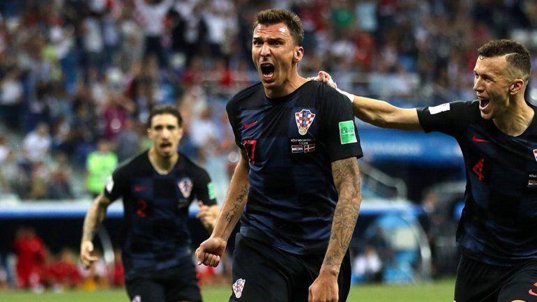 En una definición dramática por penales, Croacia consiguió el pase a cuartos