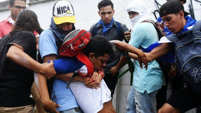 Francisco se refirió a una crisis que ya se cobró 285 vidas.
