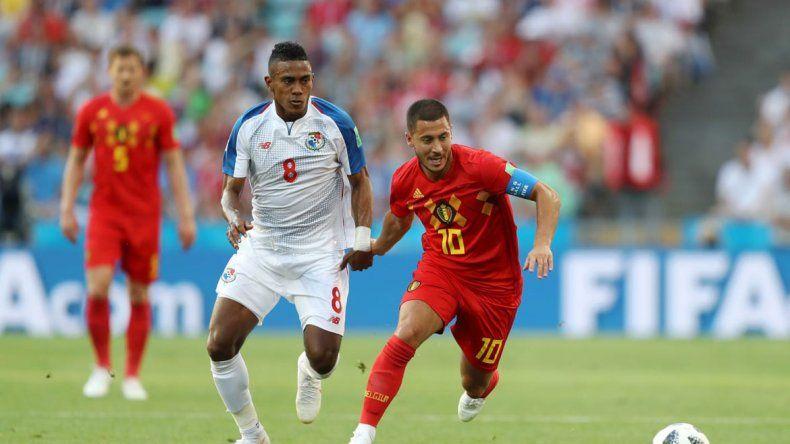 Hazard mostró un gran nivel y es el conductor del ataque belga.