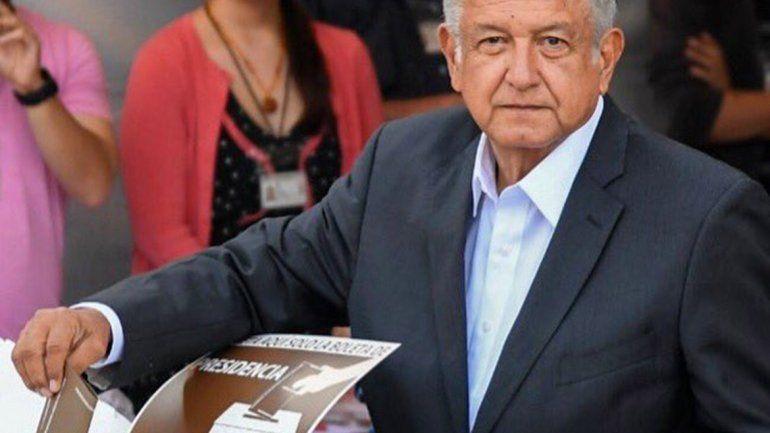 México gira a la izquierda: López Obrador es el nuevo presidente