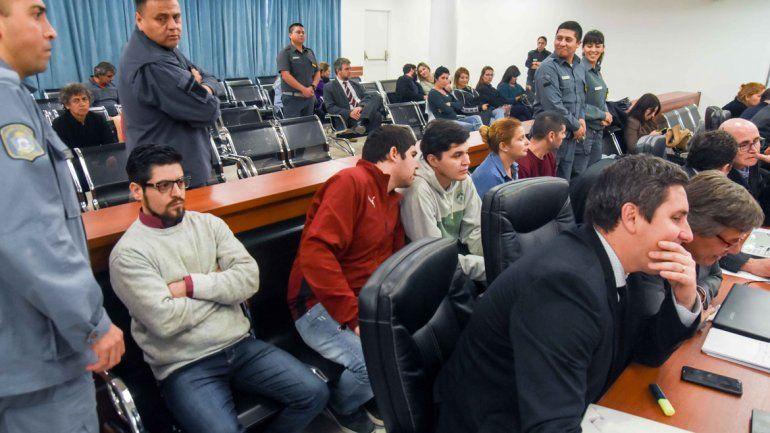 Por primera vez, hablaron los cinco acusados y juraron ser inocentes