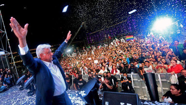 Líderes de Latinoamérica saludaron al nuevo presidente de México