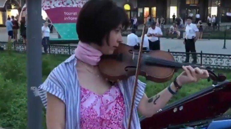 El tango nos sigue sorprendiendo en Rusia