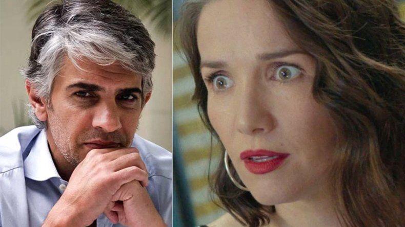 Echarri reveló por qué no trabajaría con Natalia Oreiro