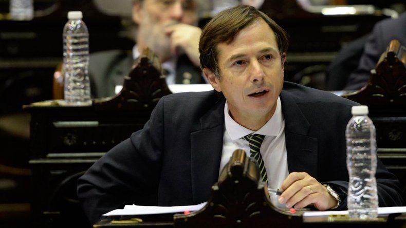 El diputado es uno de los mayores defensores del aborto en el PRO.