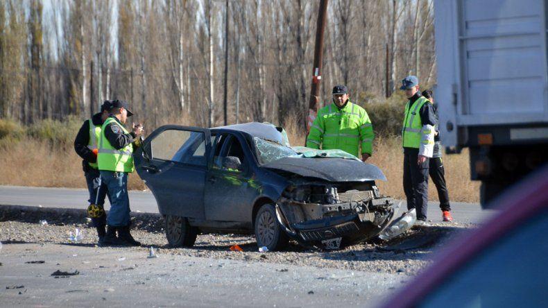 Ya se registra un 55% más de muertes en accidentes