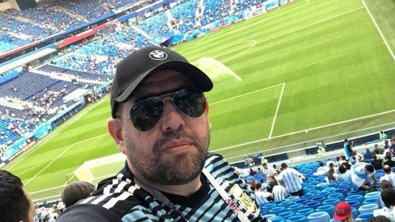 Facundo Ciarlo gozaba de libertad condicional desde el 7 de julio de 2017
