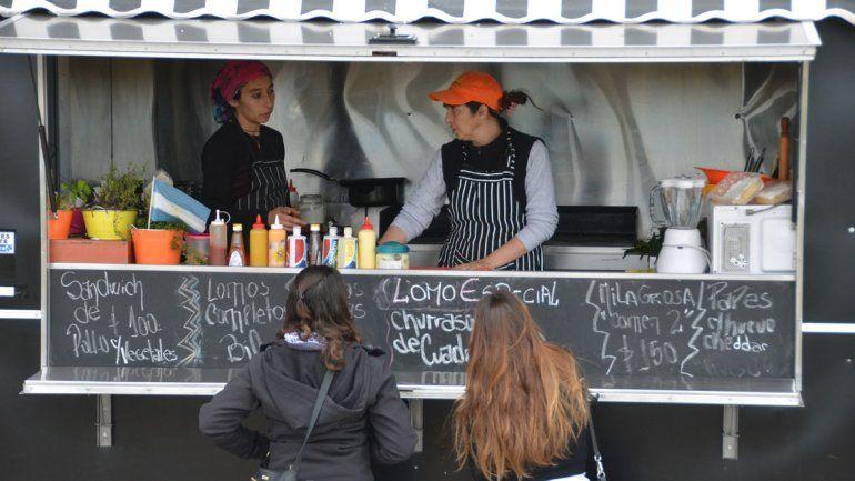 Los food trucks deberán ofrecer  un menú saludable