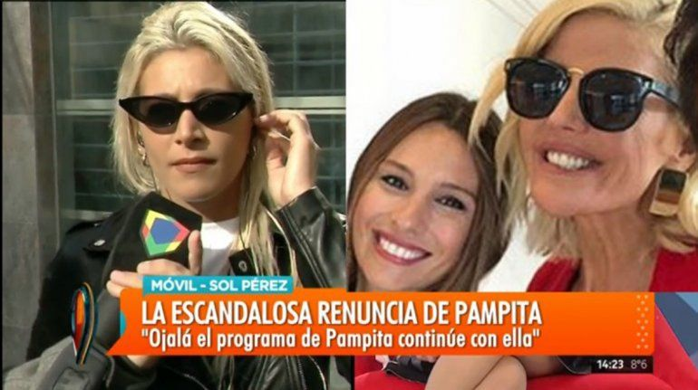 Sigue el escándalo: Sol Pérez le tiró un palo a Pampita y destrozó a Simons