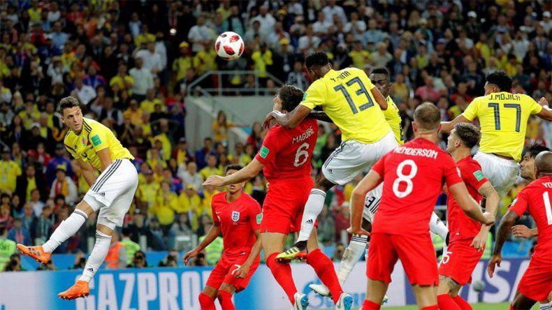 Se terminó el sueño colombiano: cayeron en los penales ante Inglaterra