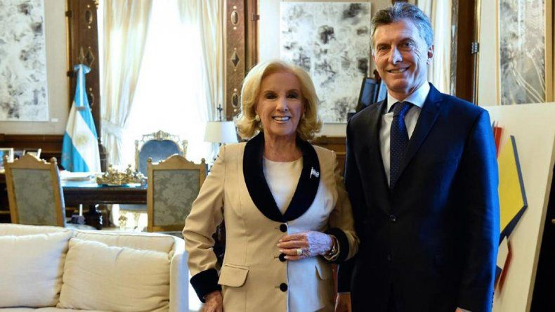 Mirtha criticó a Macri y dejó un consejo sobre el dólar