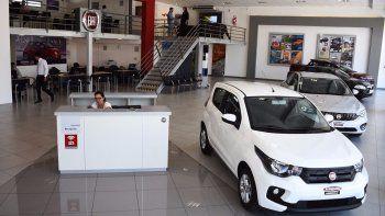 Cayó un 16% la venta de autos 0 km en Neuquén