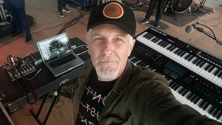 El músico falleció a los 55 años por un cáncer de vesícula.