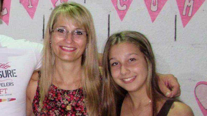 La madre de Nahir la alentó tras la condena: Esto recién empieza