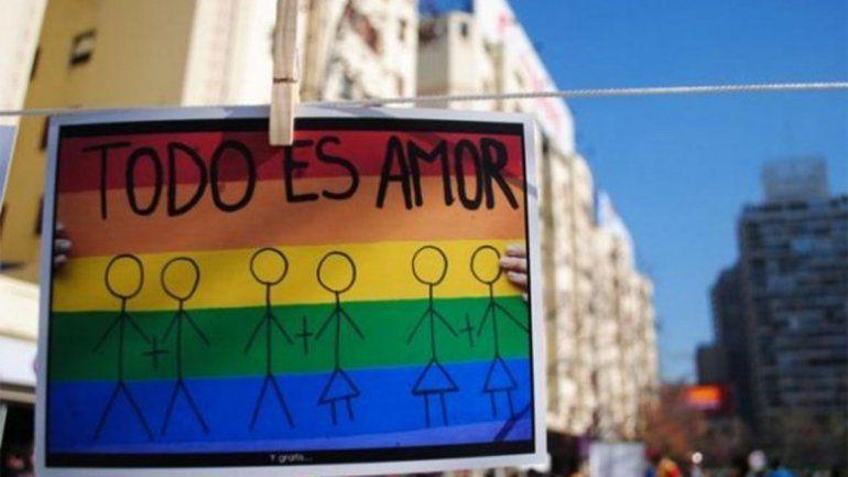 A 8 años de la Ley de Matrimonio Igualitario, en Neuquén lanzaron una campaña de visibilización