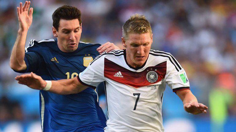 La última final tuvo a la Argentina y Alemania en Brasil