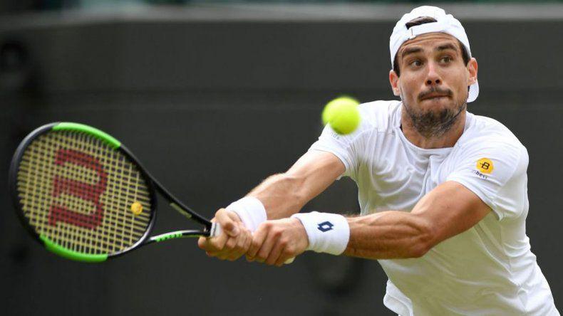 Pella buscará seguir avanzando en Wimbledon