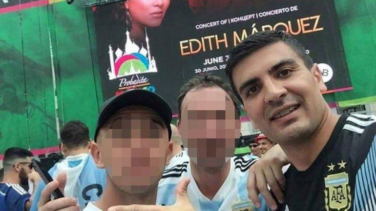 Pidió licencia psiquiátrica, pero se fue a ver el Mundial de Rusia