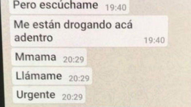 Furioso, Jorge Rial va contra Natacha