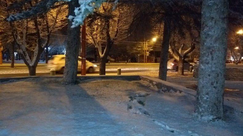 Emiten un alerta por nevadas intensas hasta el sábado
