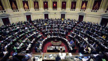 diputados aprobo la ley micaela contra la violencia de genero