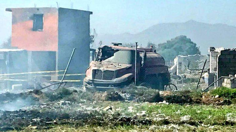 Trágica explosión en una fábrica de pirotecnia en México: ya suman 24 muertos