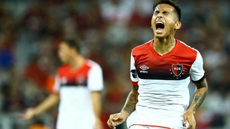 Opazo se irá de Rosario a San Juan en busca de goles en primera.
