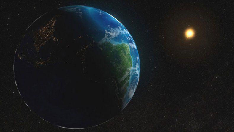 Por qué hoy la Tierra girará más lento y hará más calor