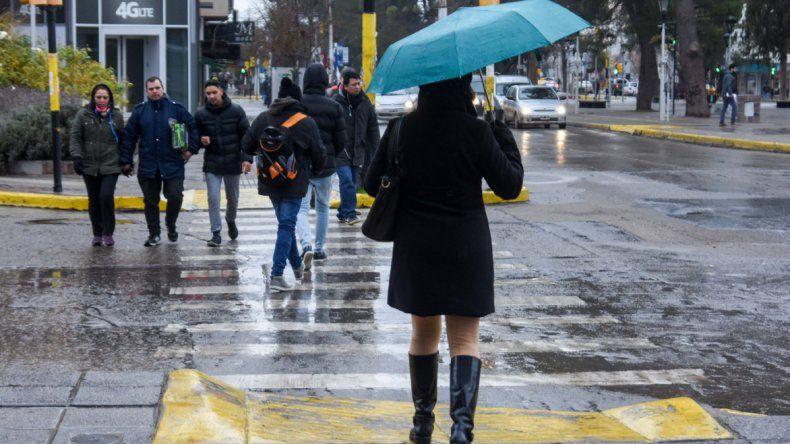 A sacar el paraguas: se esperan tormentas, lluvias y ocasional granizo en el Alto Valle