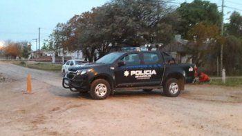 Policía mató a su pareja con su arma reglamentaria