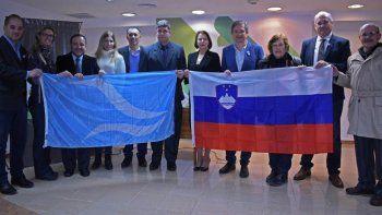 Eslovenia llega a Neuquén con una propuesta de libros y cine