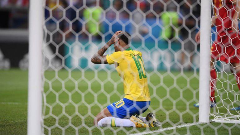 Brasil eliminado del Mundial: cayó por 2 a 1 frente a Bélgica
