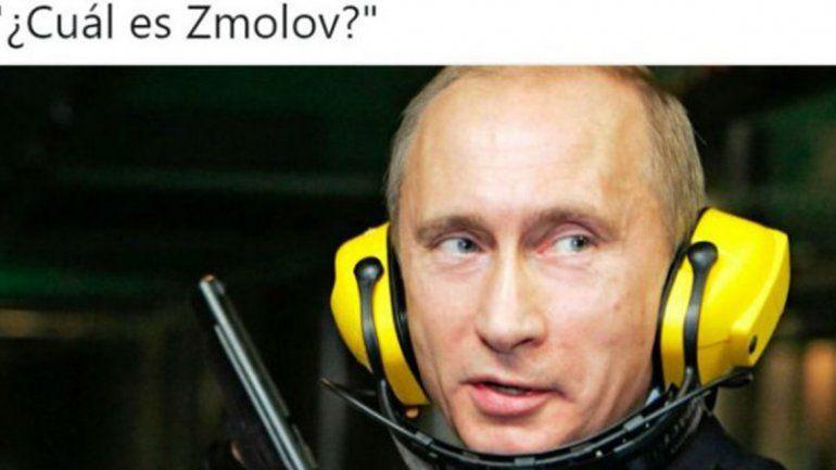 Putin y los memes de la eliminación de Rusia