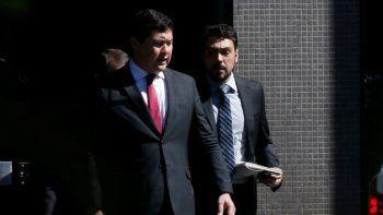 por corrupcion, a temer le renuncio un septimo ministro