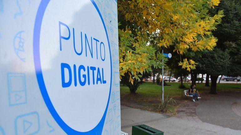 Hay 53 puntos de wifi gratuito en toda la provincia
