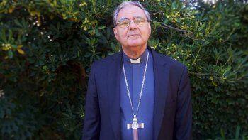 El presidente del Episcopado, monseñor Oscar Ojea, habló desde Luján.