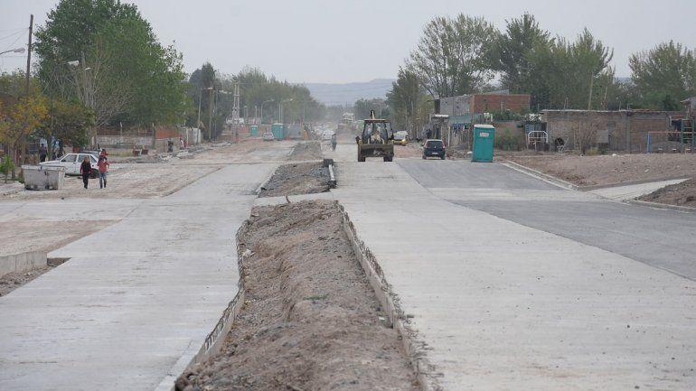 El tránsito en Avenida del Trabajador estará cortado desde hoy por el Metrobús