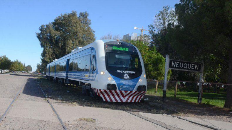 Tren del Valle: segundo en venta de boletos del interior