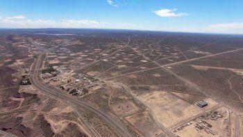 Añelo y El Chañar pelean por 800 mil hectáreasen Vaca Muerta