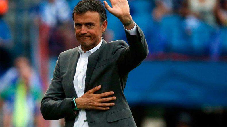 Luis Enrique es el nuevo entrenador de la Selección Española